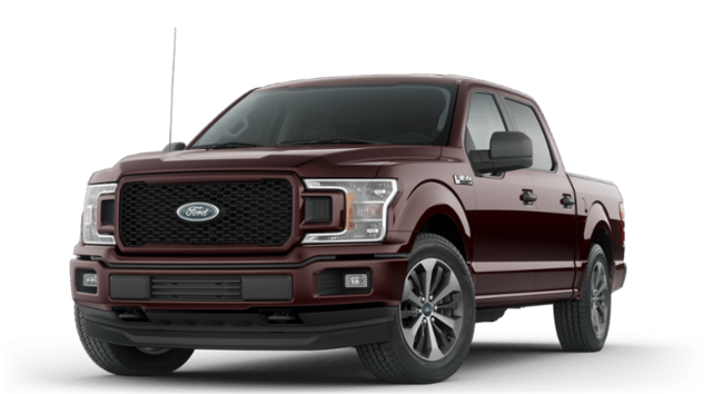2019 Ford F-150 STX Crew Cab Pickup For Sale in Clinton Township